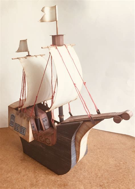 Pirate Ship | Pirate ship, Decor, 3d projects