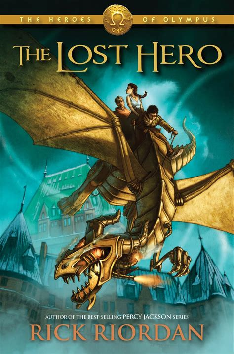 Percy Jackson and The Olympians – MRSS LLC
