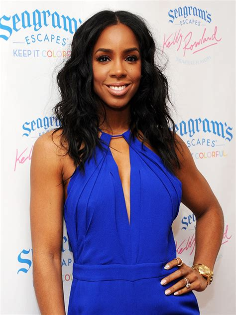 Kelly Rowland on Why She Avoids Telling Son Titan 'No