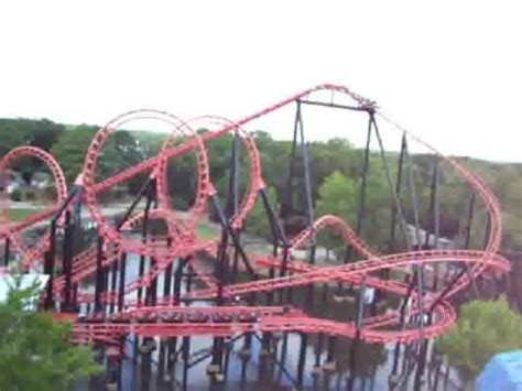Six Flags Over Georgia How does it feel to get stuck on a