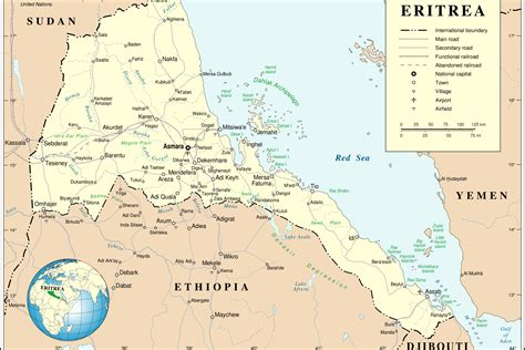UN finds Eritrea may have committed crimes against