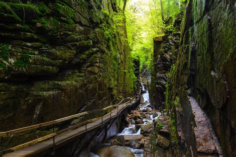 Flume Gorge, New Hampshire: The Complete Guide