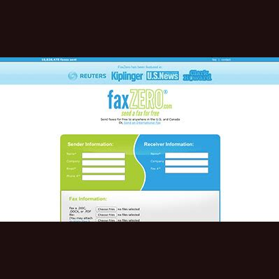 FaxZero's Top 20 Faxed Numbers of 2014