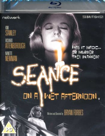 Seance on a Wet Afternoon (Blu-ray) (Import) - Blu-ray
