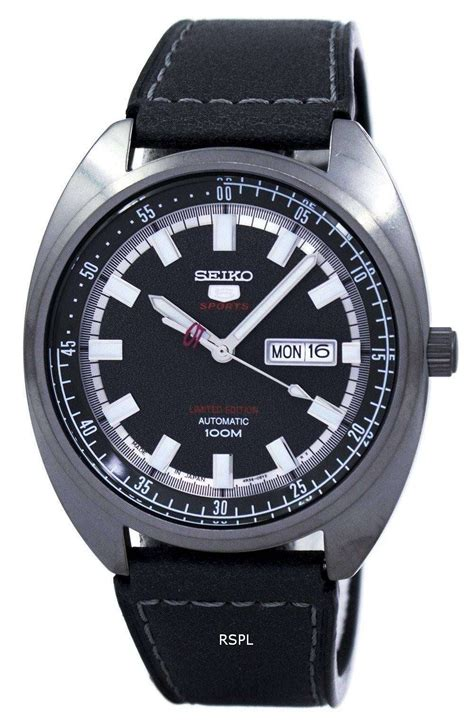 Seiko 5 Sports Automatic Limited Edition Japan Made SRPB73