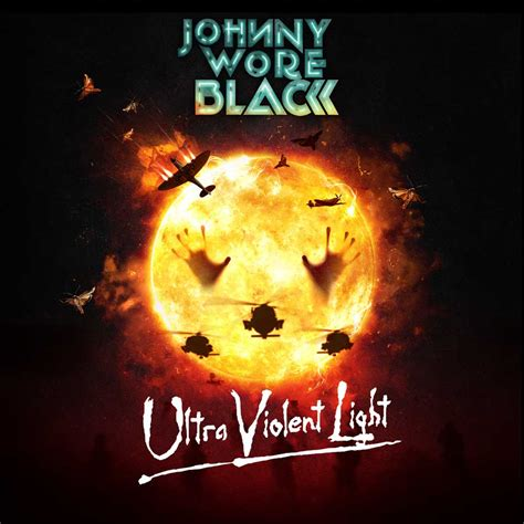 JOHNNY WORE BLACK feat