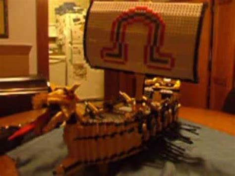 Heroes of Olympus: ARGO II My Own Creation with