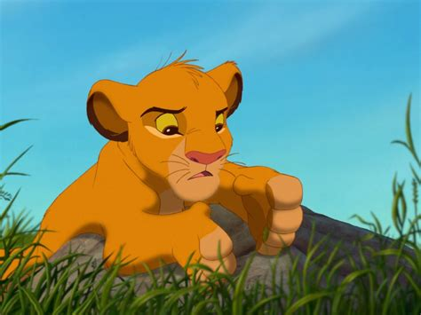 The Lion King Cartoon Adventures Of The Young Lion Simba