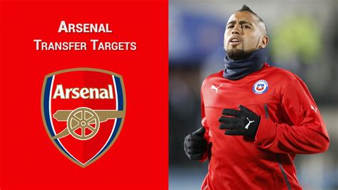 Arsenal transfer targets: Who are the club looking to sign
