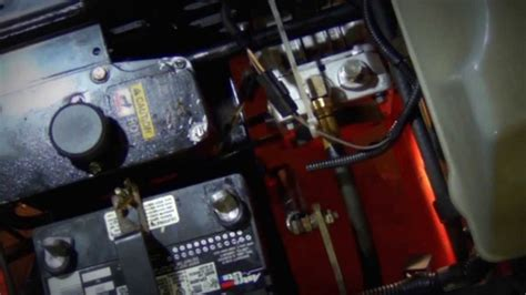 How To Remove A Hydraulic Pump From An Exmark Lazer Z