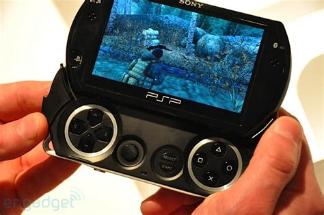 gameplaycheck: About Sony PSP Go