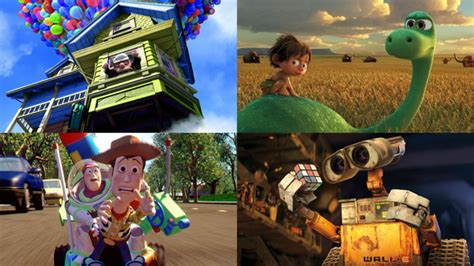 The definitive ranking of the Pixar movies