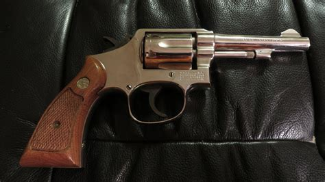 Just Purchased A Smith & Wesson