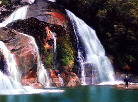 Savage Jungle, private island with 26 waterfalls for sale