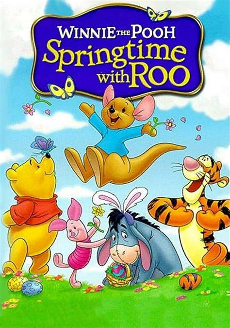 Winnie the Pooh: Springtime with Roo (2014) Poster #1