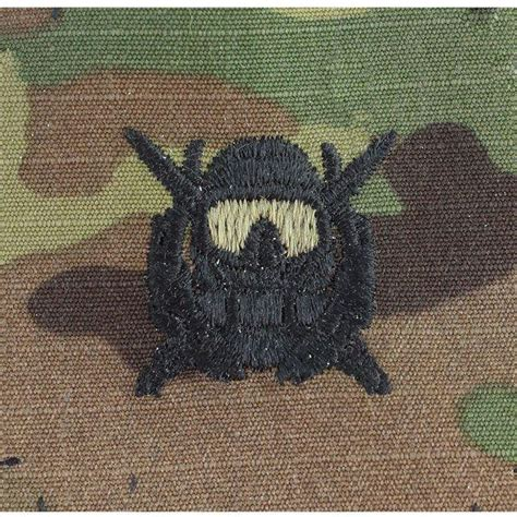 MultiCam/Scorpion (OCP) Army Diver Embroidered Badges | USAMM