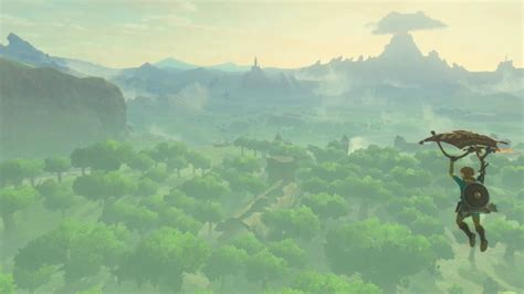 The Legend of Zelda: Breath of the Wild: Everything we