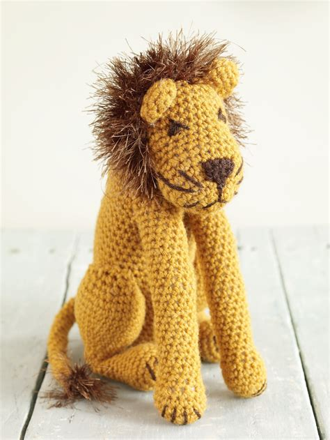 Lions to Crochet – 11 free patterns – Grandmother's