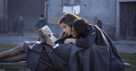 Review: 'My Brilliant Friend' Is an Intimate Epic - The