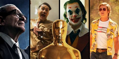 Oscars 2020: Best Picture Predictions & Odds   Screen Rant